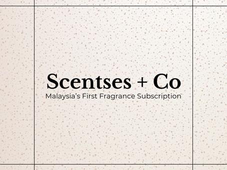 Scentses + Co - Graphic Design Intern