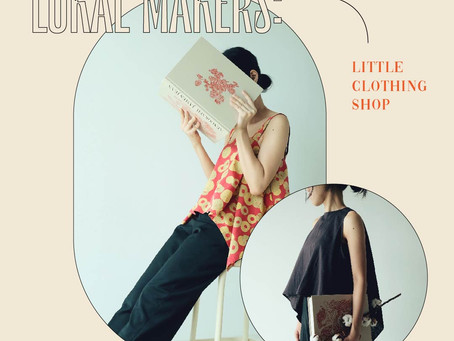 Sustainable Fashion Pieces at The Little Clothing Shop