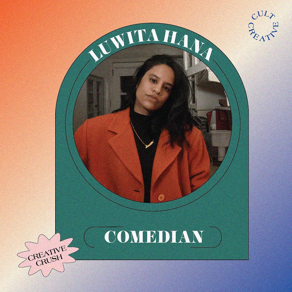 Luwita Hana Malaysia Comedian