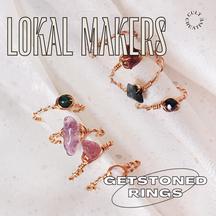 Getstoned.Rings Incorporating Playful Puns Into Handmade Jewellery