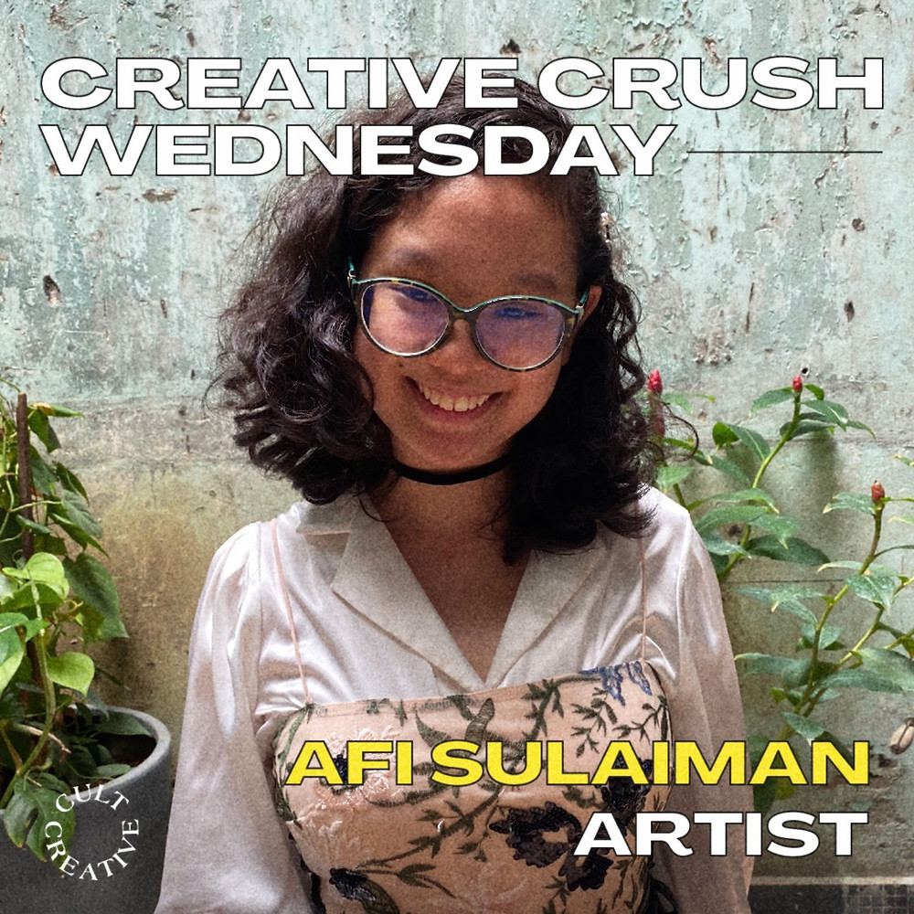 Afi Sulaiman Artist Painter Local Creative Malaysia