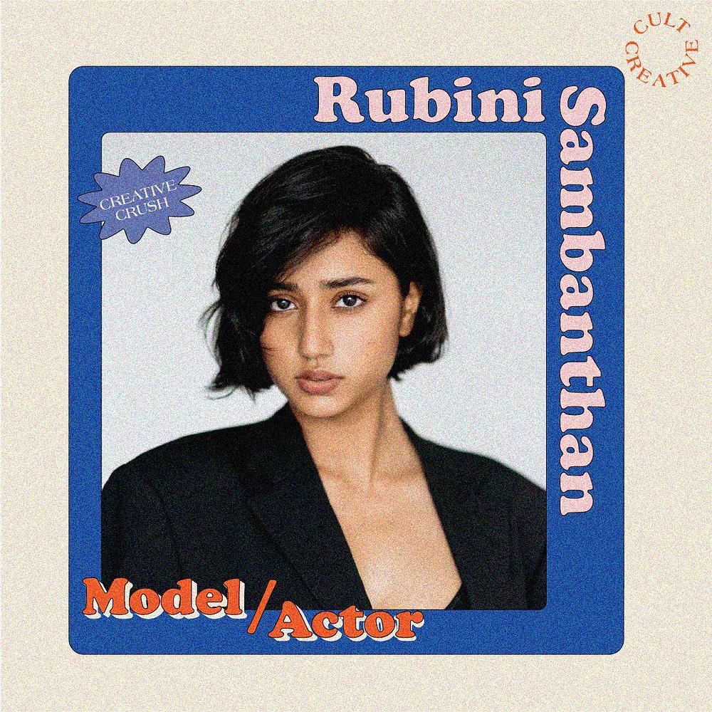 Rubini Sambanthan Model Actor Malaysia