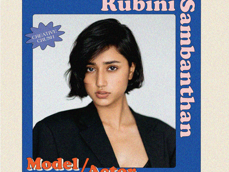 Learn How To Gain More Self-Confidence From Model Rubini Sambanthan