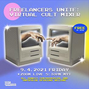 Freelancers Unite: Virtual Cult Mixer