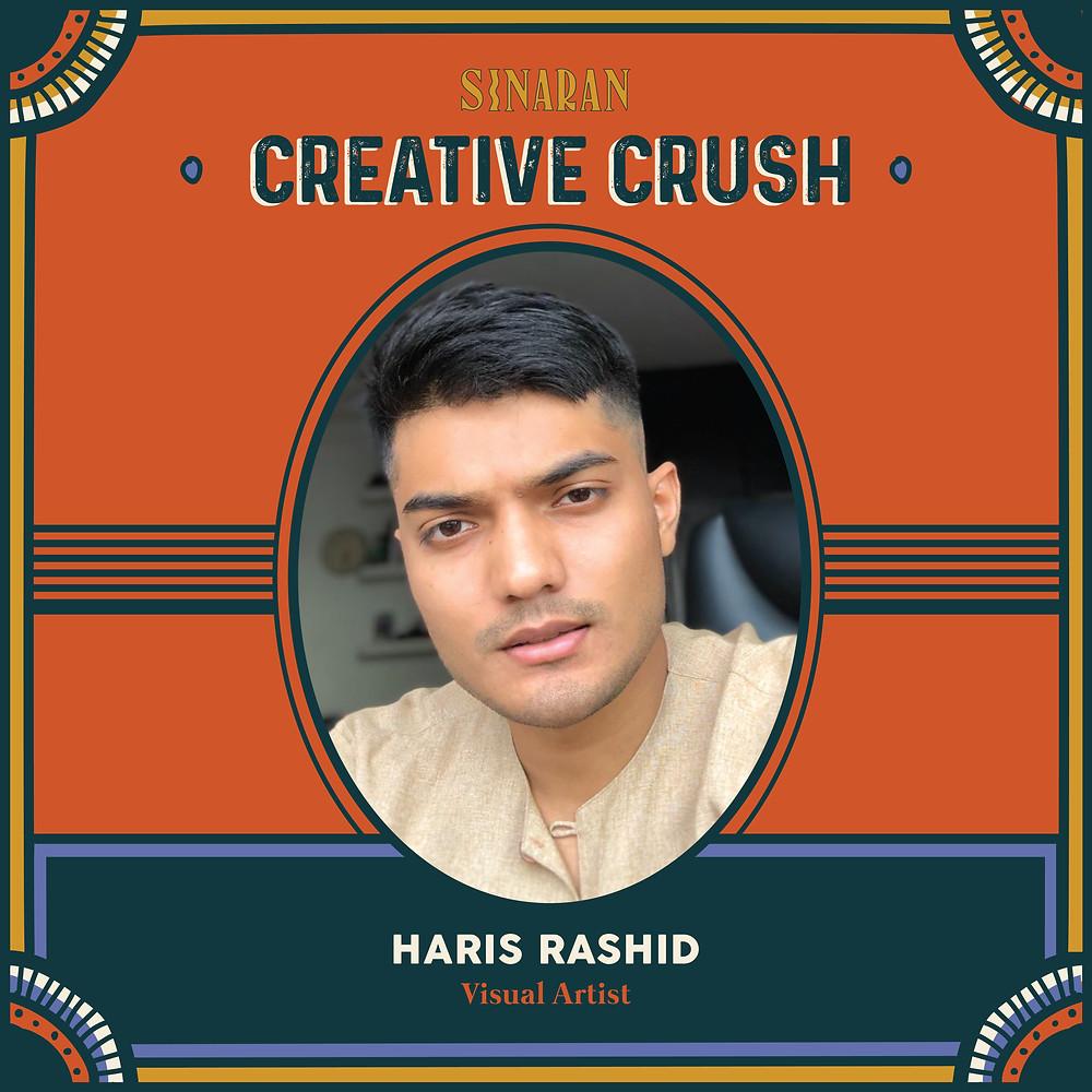 Haris Rashid Visual Artist Malaysia
