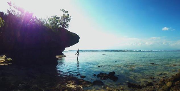 Beachtimes at Uluwatu 💙💙💙