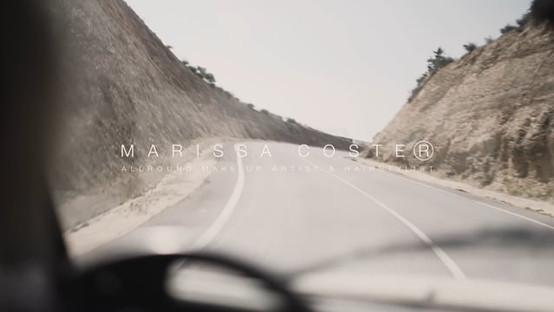 Een korte promofilm voor MUA Marissa Coster