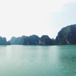 Last day of Vietnam! ✨ Ha Long Bay & Cat