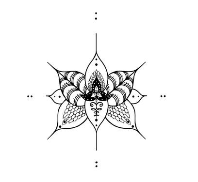 Tattoo Design Demi