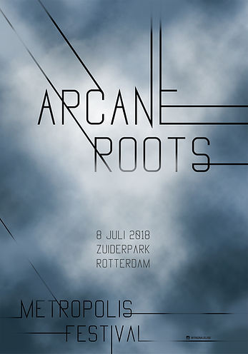 Poster Arcane Roots