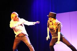 Comedy Duo Klischee - gravity