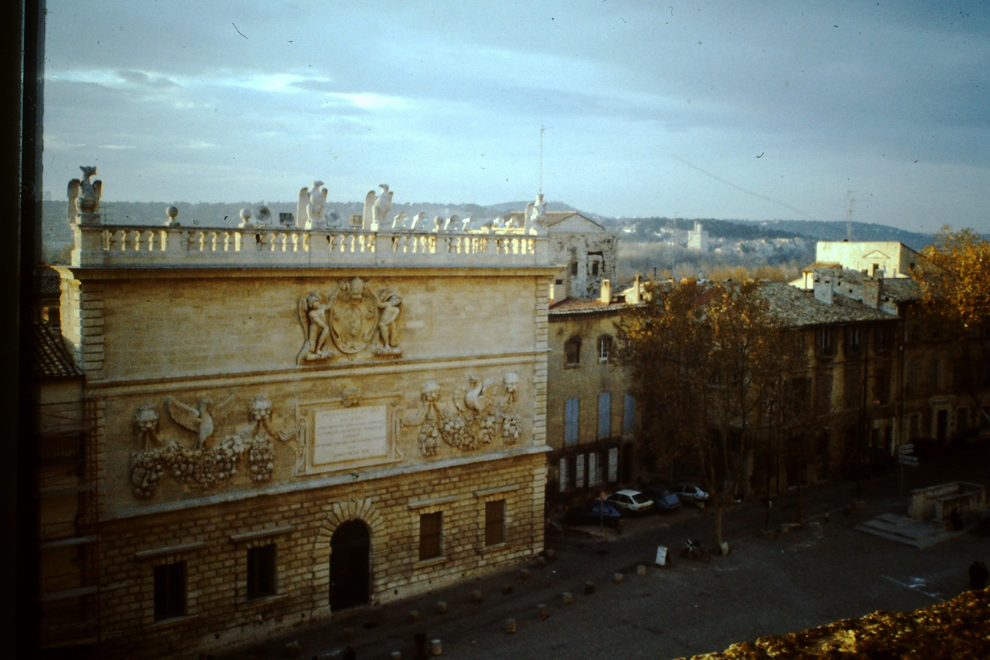 Adieu Avignon!