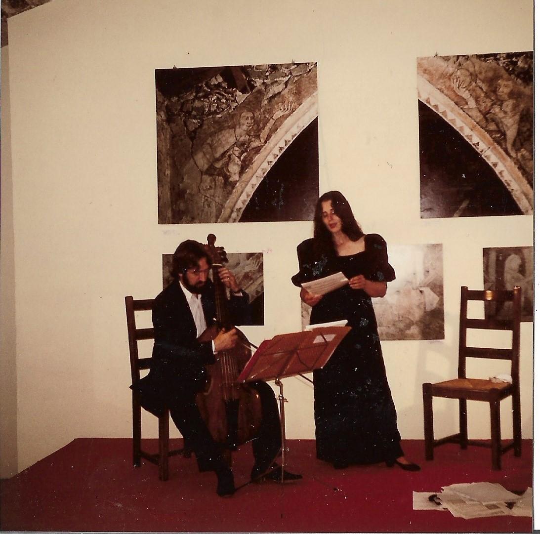Montserrat Figueiras et Jordi Savall