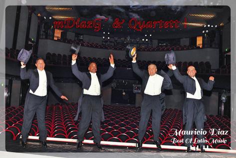 Quartett - Latin Macumba