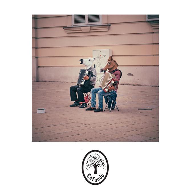 Playlist do Cafundó no Spotify :)