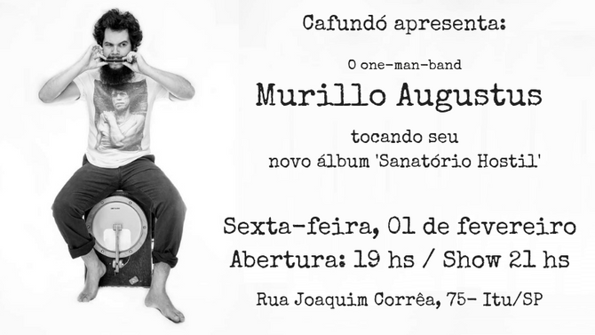 Sexta Sonora - Murillo Augustus