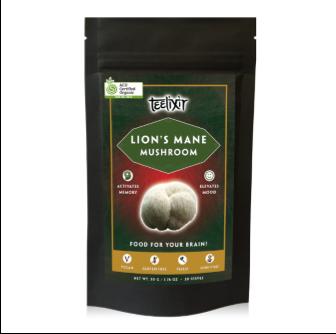 Teelixir Organic Lion's Mane 50gm
