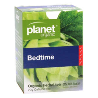 Planet Organic, Organic Bedtime Tea 25 Bag