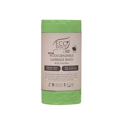 Eco Basics Biodegradalbe Garbage Bag 12lt 20 Bags