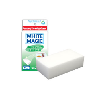 White Magic Aquarium Earser Sponge