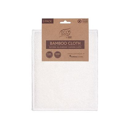 Eco Basics Bamboo Cloth 3 Pack