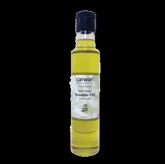 Carwari Organic XV White Sesame Oil 250gm