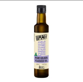 EBO Organic Flaxseed Oil 250ml
