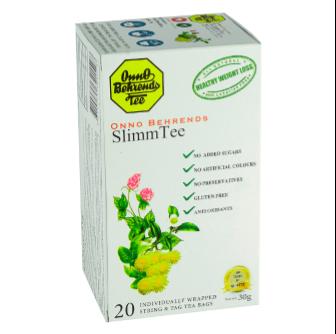 Onno Behrends Slimm Tea 20 Bag