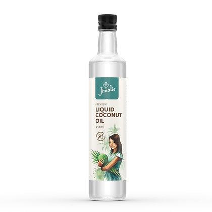 Jimalie Organic Liquid Coconut Oil 250ml
