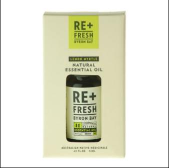 Re+Fresh Lemon Myrtle Oil 12ml