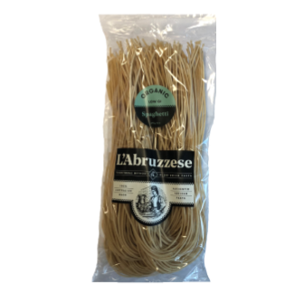 L'Abruzzese Organic Spaghetti 375gm
