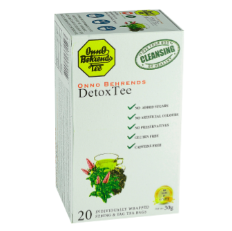 Onno Behrends Detox Tea 20 Bag