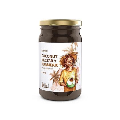 Jimalie Organic Coconut Nectar & Turmeric 220gm