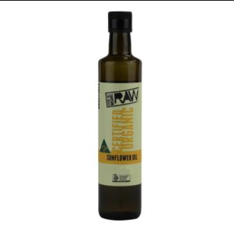 EBO Organic Sunflower Oil 250ml
