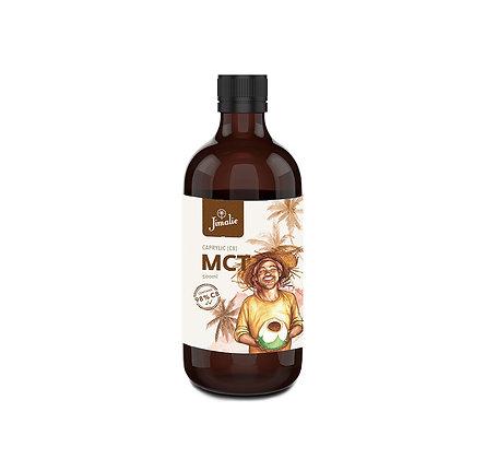 Jimalie Pure MCT Oil C8 500ml