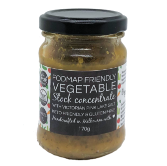 Broth Sisters Vegetable Stock Concentrate 170gm