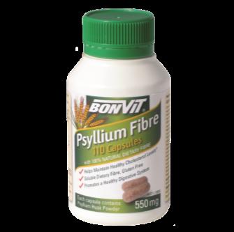 Bonvit Psyllium Capsules 550mg 110Cap