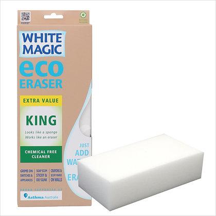 White Magic King Eraser Sponge
