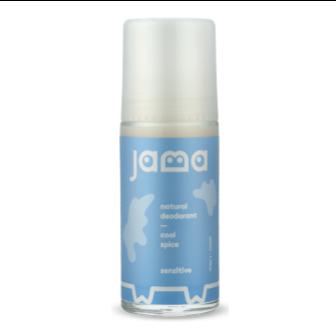 Jama Sensative Natural Deodorant Cool Spice 50ml