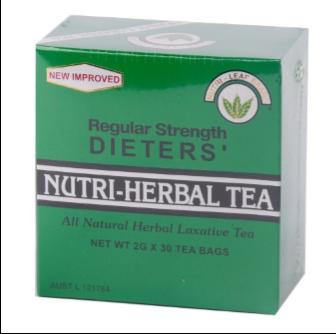 Nutri-Herbal Tea Regular 30 Bag