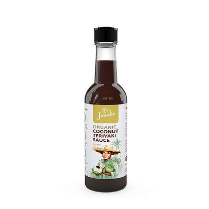 Jimalie Organic Coconut Amino Teriyaki Sauce 250ml