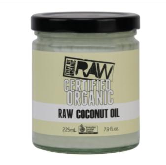 EBO Organic Coconut Oil 225ml