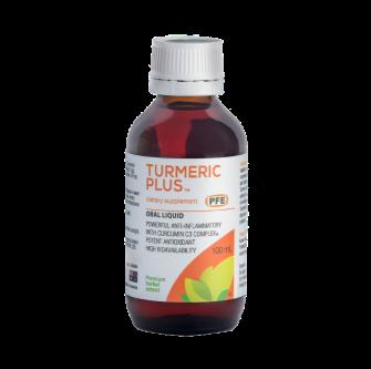 PFE Natural Turmeric Plus 100ml