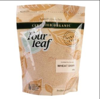 Four Leaf Milling Organic Wheat Bran 500gm