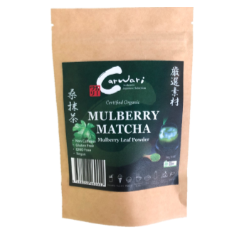 Carwari Organc Mulberry Matcha Powder 50gm