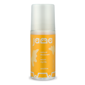 Jama Sensative Natural Deodorant Lemon Myrtle 50ml