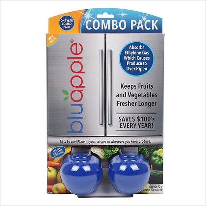 BluApple Classic 1 Year Combo Pack