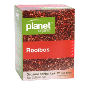 Planet Organic, Organic Rooibos Tea 25 Bag