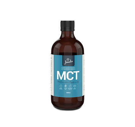 Jimalie Organic MCT Oil 60/40 500ml