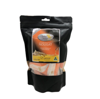 Flying Swan Almond Nougat - Espresso 200gm